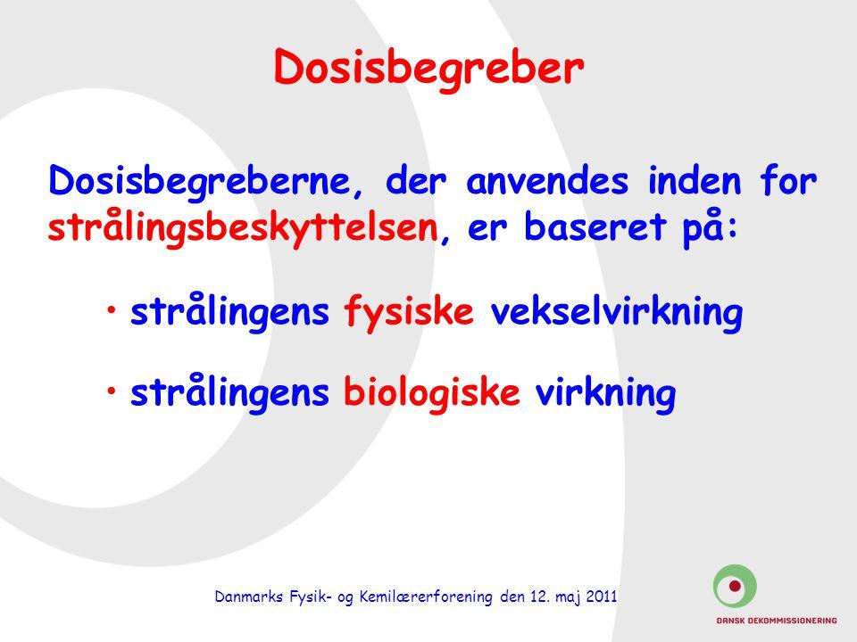 Danmarks Fysik- og Kemilærerforening den 12.
