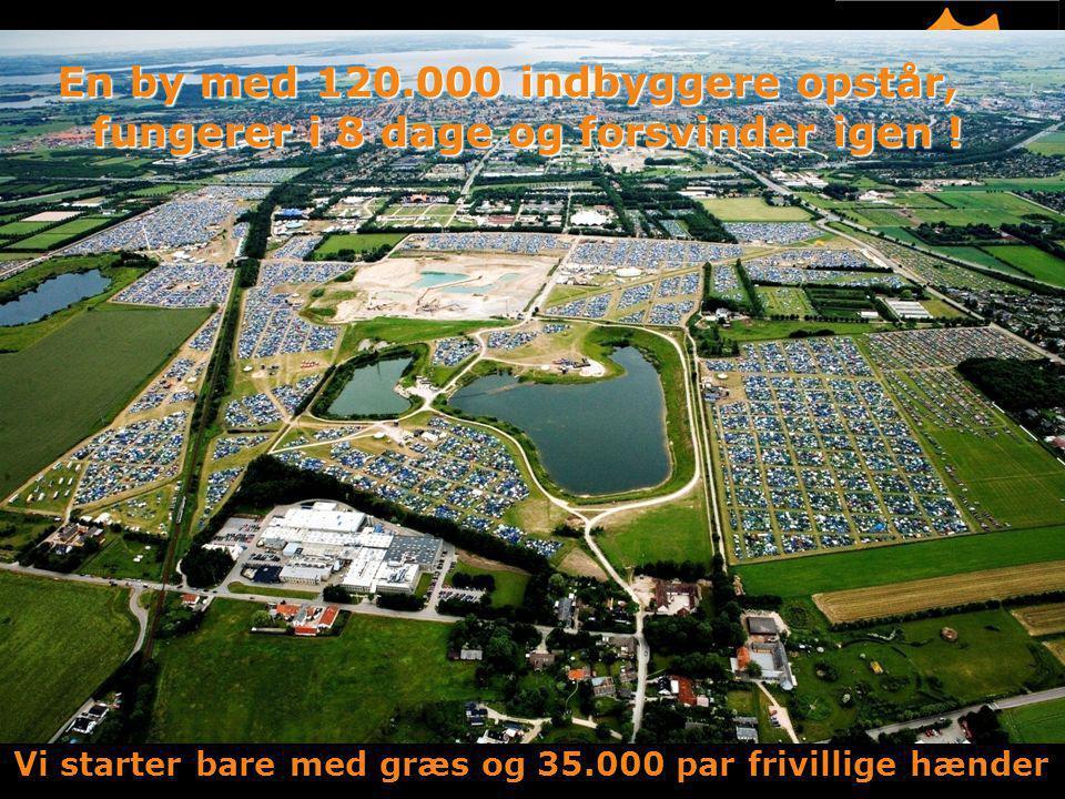 • Det umuliges kunst er overskriften på kåringen af Roskilde Festival, som en af de 12 største ledelsesbedrifter i Danmark siden 2.