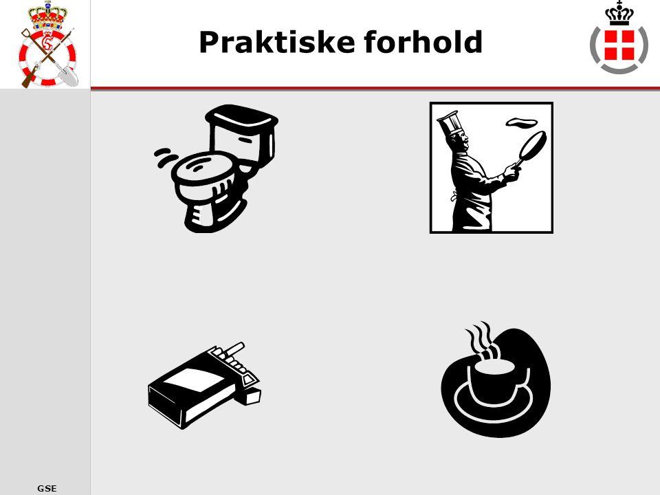 GSE Gruppesamtaler - og eftermiddagskaffe •Grp.1 – DELTROP Havestuen øst •Grp.