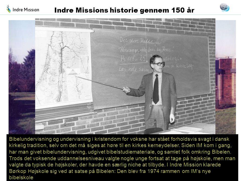 I 1971 rykkede hele IM's administration med kassererkontor, forlag osv. ud af en utidssvar- ende bygning på en dyr adresse i det indre København og fl