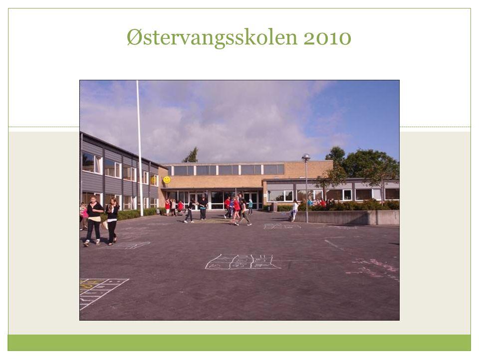 Østervangsskolen - Hvem er vi. Østervangsskolen er en afdelingsopdelt skole:  Indskoling 0.-2.