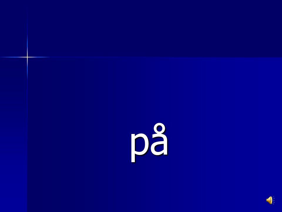 Nu præsenteres en grafisk fremstillingsmetode, som endvidere fremhæver hvordan sætningerne niveaumæssigt forholder sig til hinanden.
