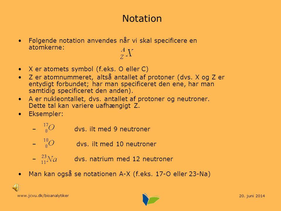 www.jcvu.dk/bioanalytiker 20.
