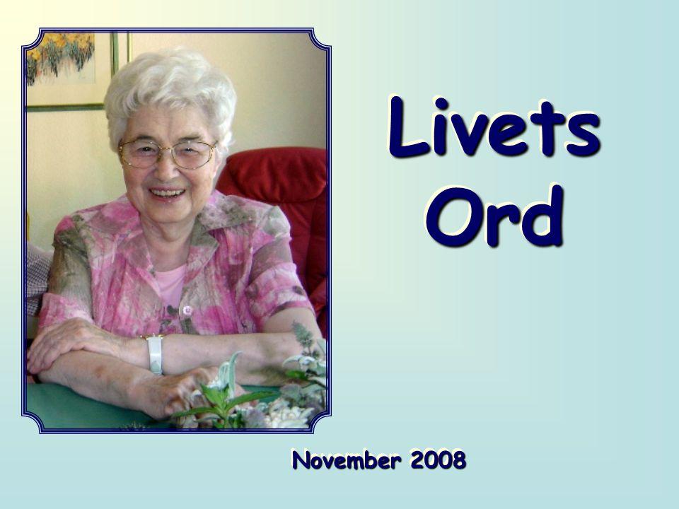 Livets Ord November 2008