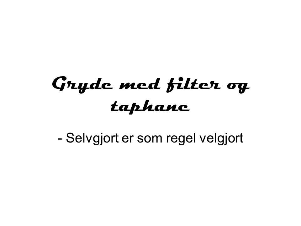 Indkøb Gryden er en 15 liters aluminiumsgryde fra Bilka til 99 kr.