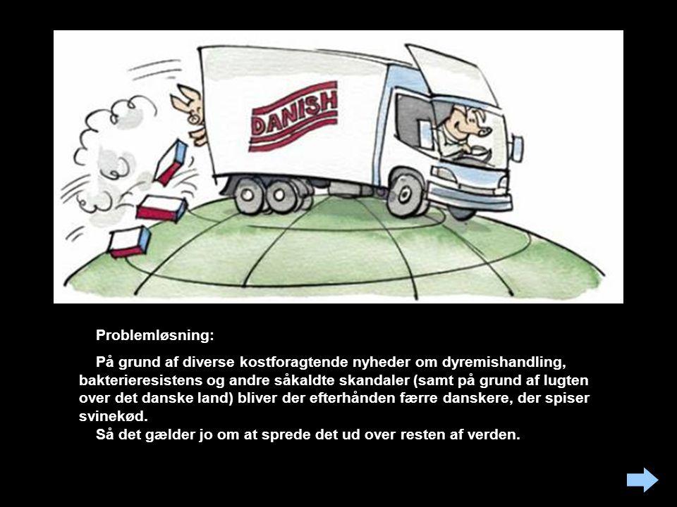 Og EU's sikkerhedsnet kan gribe alt, hvad de danske producenter kan sprøjte ud. Hvilken herlig leg!