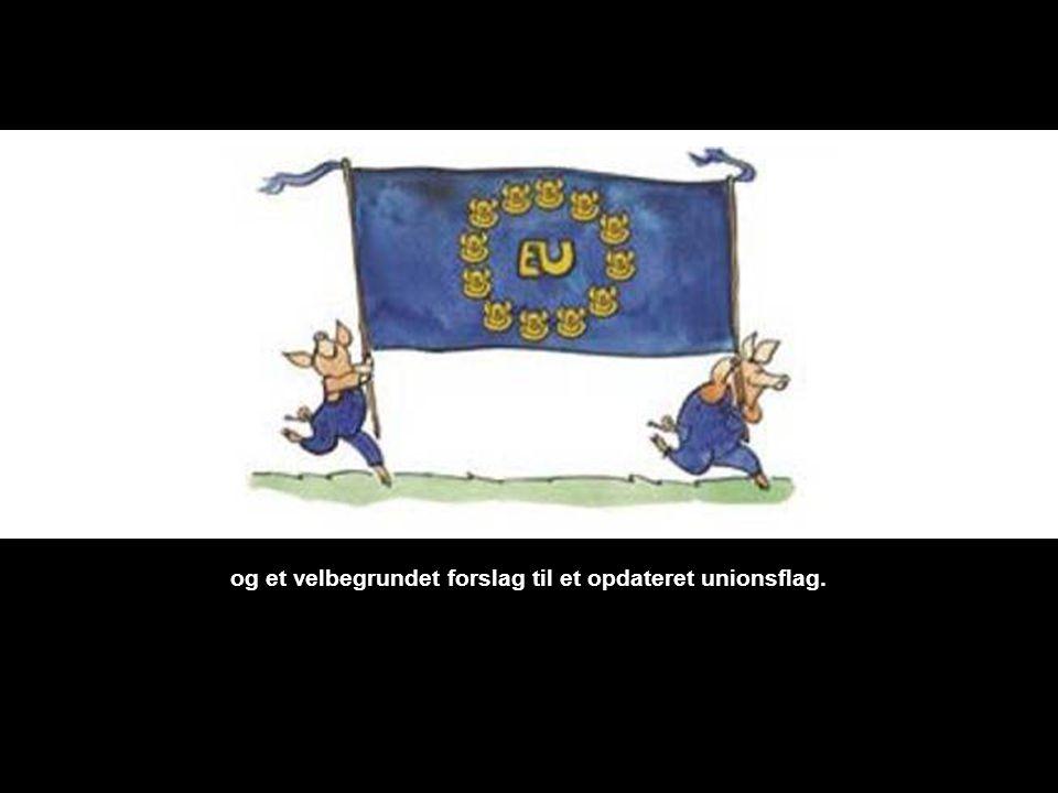Naturligvis har branchen også et kvalificeret syn på EU. GYNG-GANG … GYNG-GANG … GYNG-GANG
