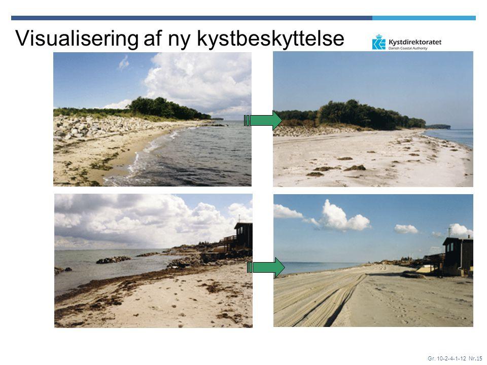 Gr. 10-2-4-1-12 Nr.15 Visualisering af ny kystbeskyttelse