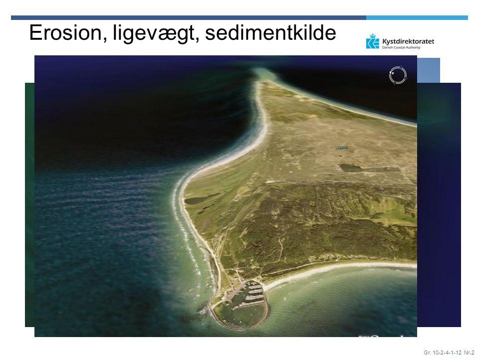 Gr. 10-2-4-1-12 Nr.2 Erosion, ligevægt, sedimentkilde