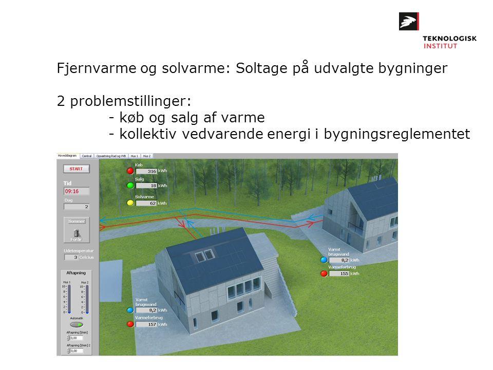 Bygningsreglementet 2015: I forbindelse med lavenergibygninger klasse 2015, der forsynes med fjernvarme, gælder en energifaktor på 0,8 for fjernvarme ved sammenvejning med anden energiforsyning.