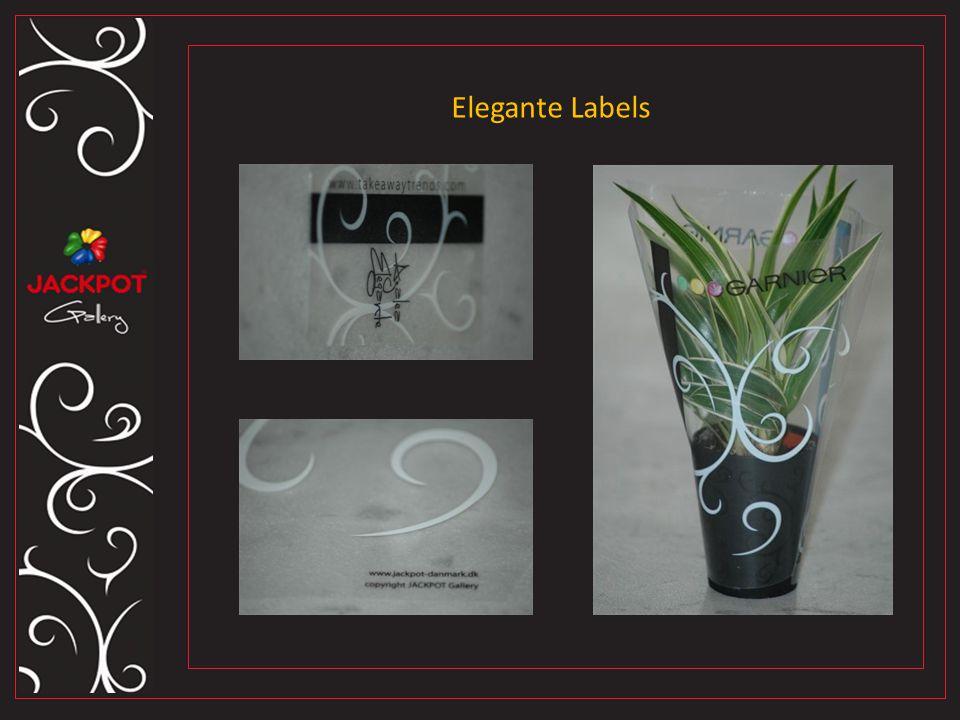 Elegante Labels