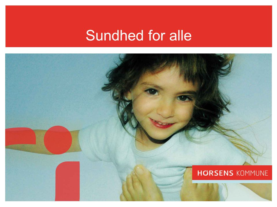 Sundhed for alle