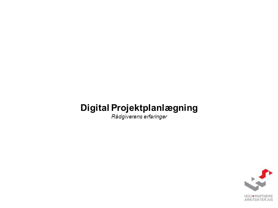 Rådgiver erfaringer 22 ● Hou + Partnere Arkitekter A/S ● NIRAS ● Landmålergården A/S ● Gentofte Kommune DWF bygningsmodeller •Digitale plot kan ses af brugere i en gratis viewer.