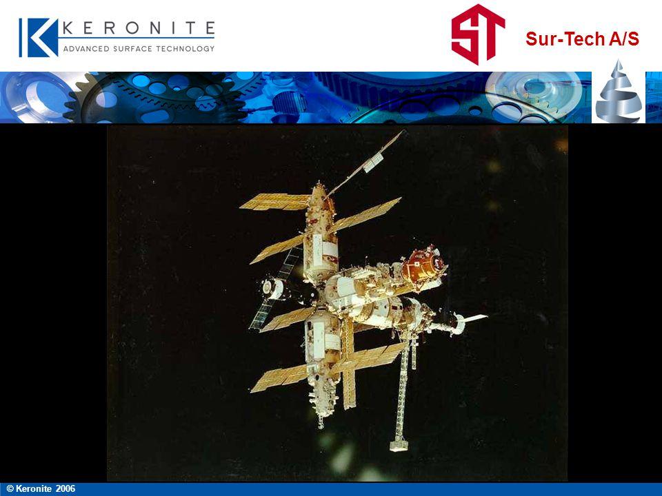 Sur-Tech A/S © Keronite 2006 KERONITE Features