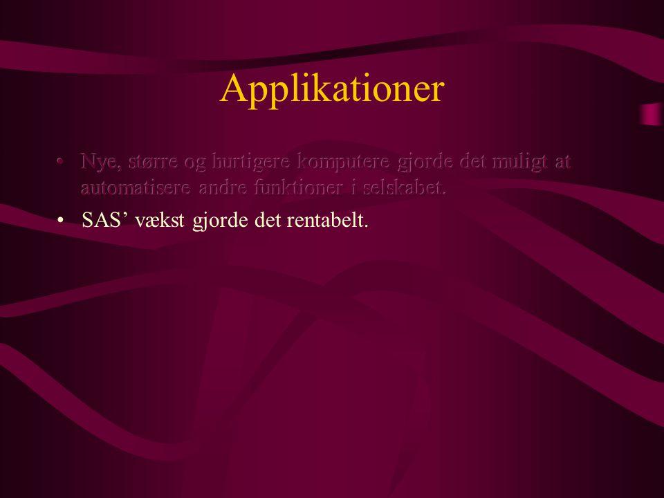 Applikationer