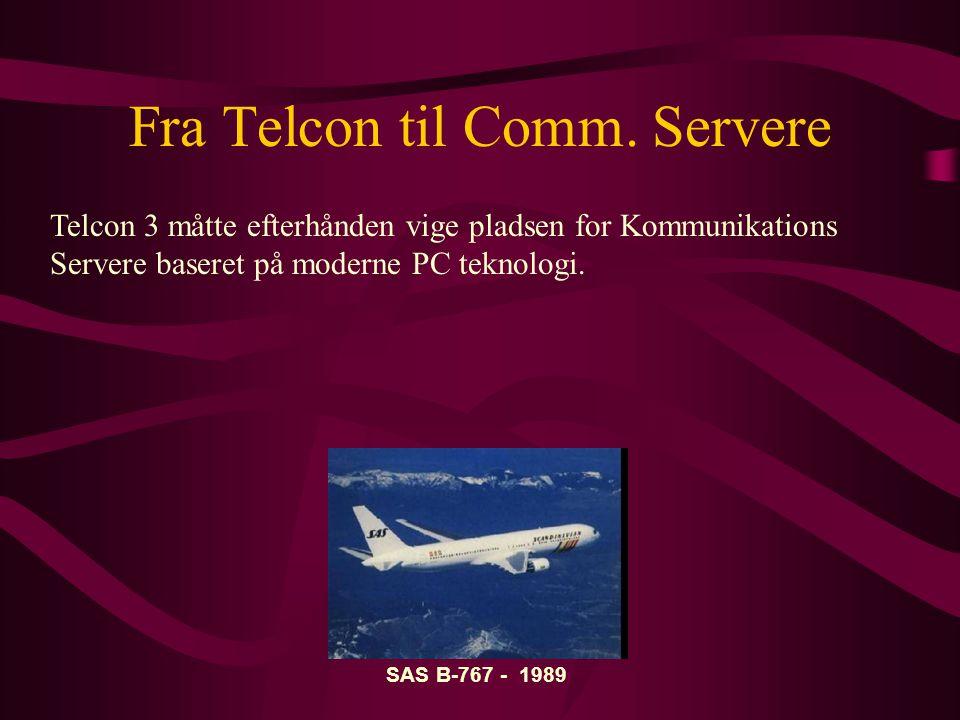 Fra Telcon til Comm.