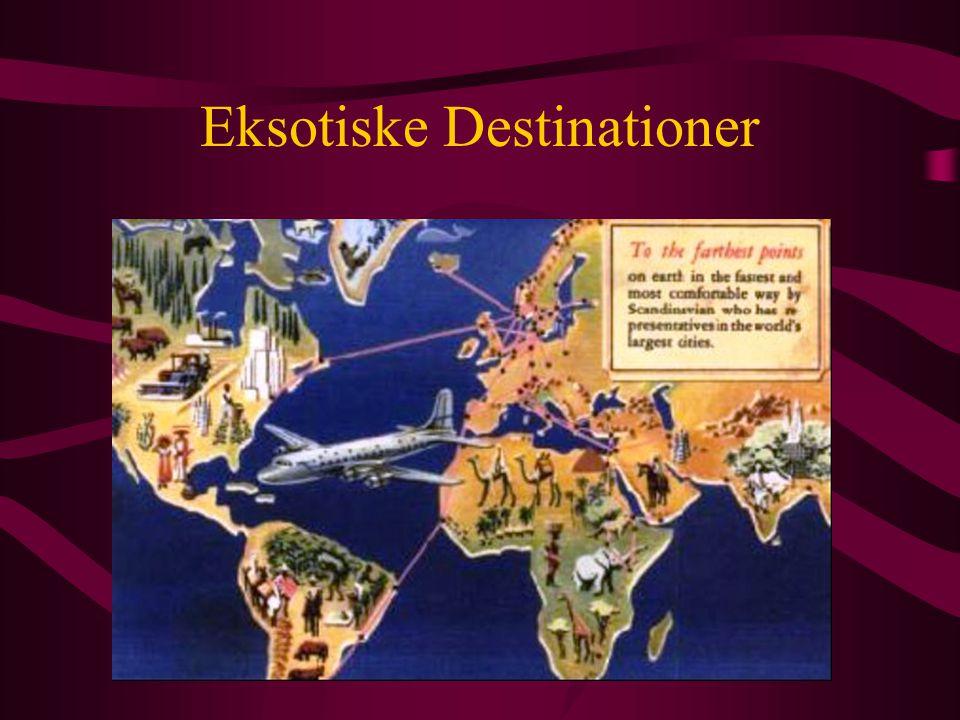 Eksotiske Destinationer