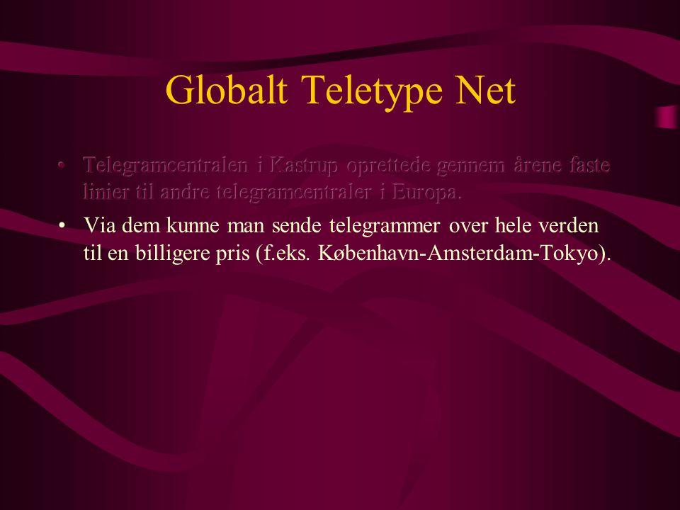 Globalt Teletype Net