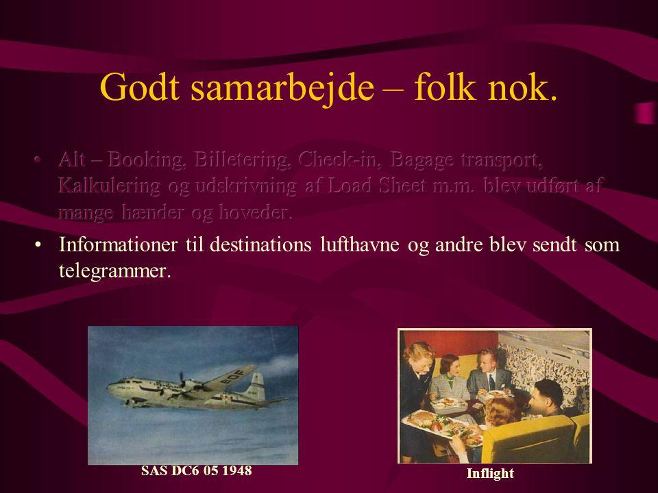 STANLI Standardisering har høj prioritet i SAS SAS SAAB 2000 - 1997