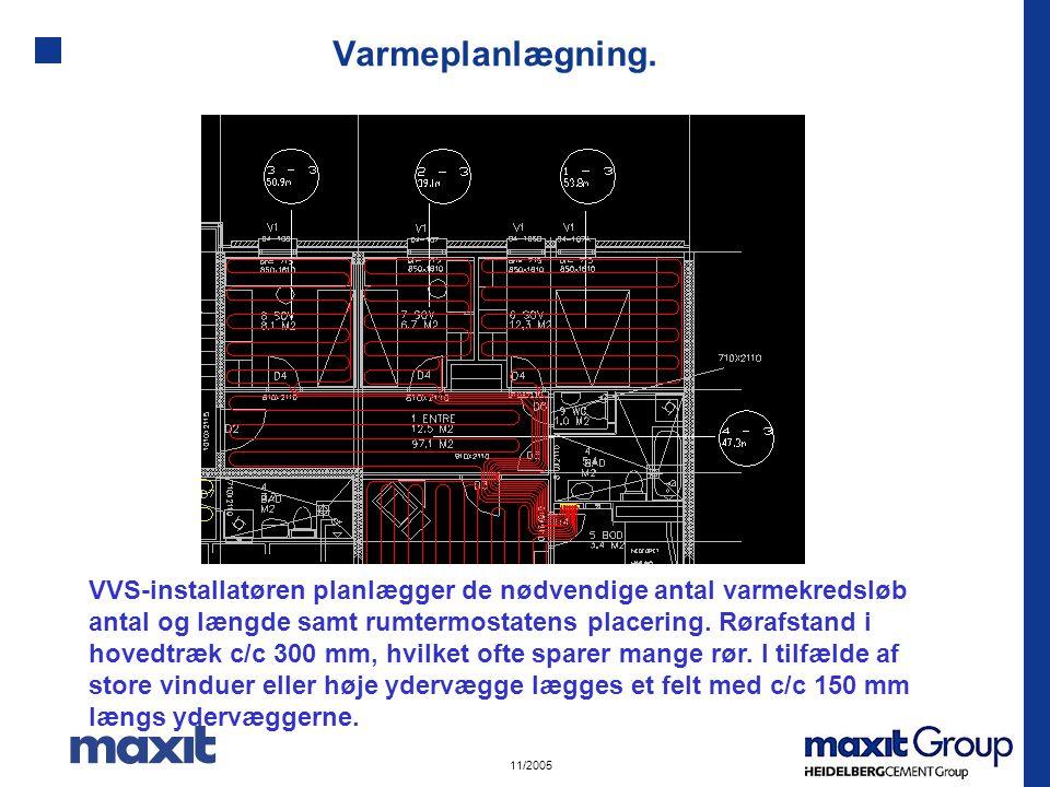 11/2005 Varmeplanlægning.