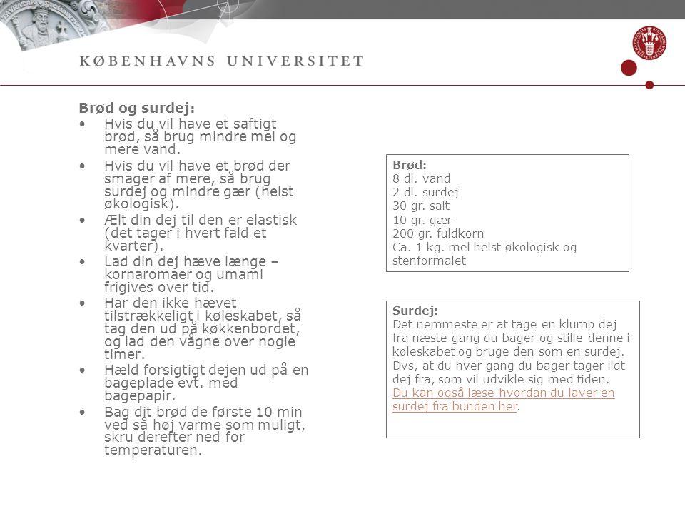 """Overskrift her Navn på oplægsholder Navn på KU- enhed For at ændre """"Enhedens navn"""" og """"Sted og dato"""": Klik i menulinjen, vælg """"Indsæt"""" > """"Sidehoved /"""