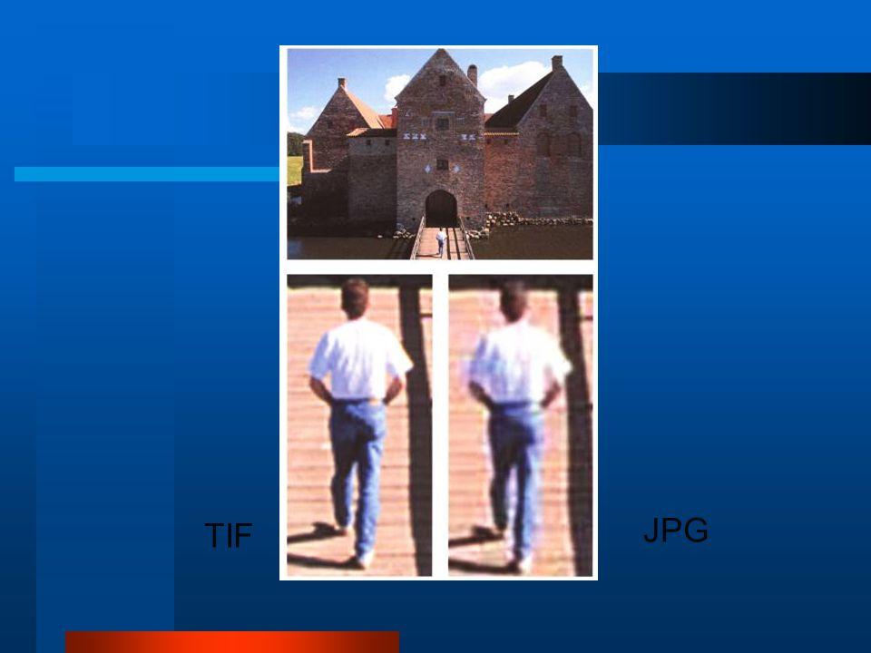 Anbefalet standard for scanning:  3000 ppi (punktopløsning) på den lange led  Bitdybde på 24 bit RGB for farve og 8 bit for s/h  Adobe RGB (1998) farveprofil  TIFF format (ukomprimeret), PC brugervenligt (MAC åbner alt!)