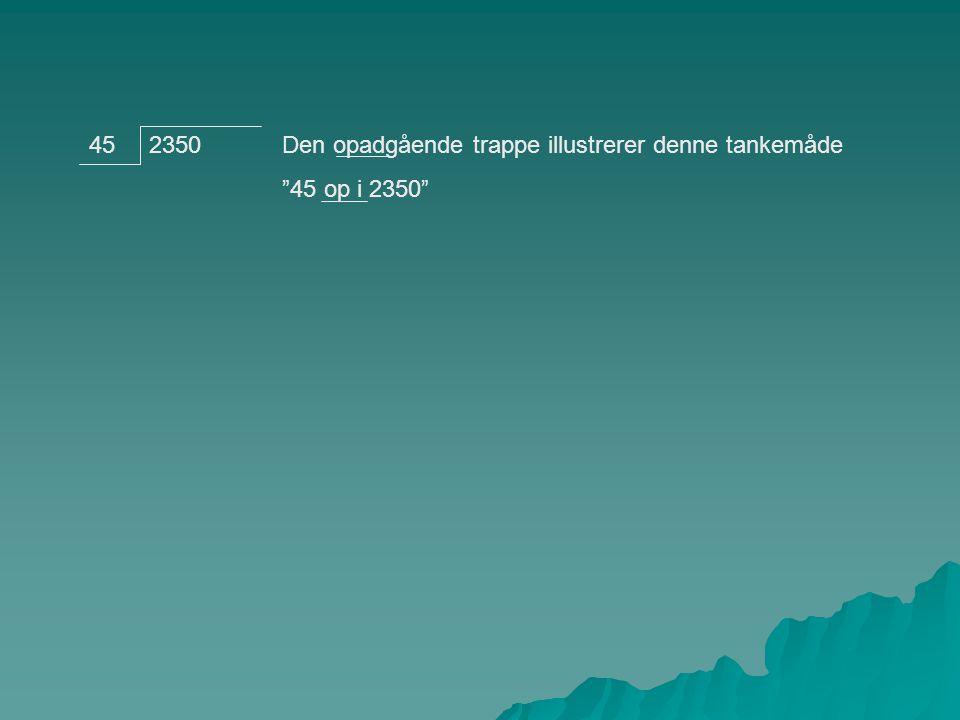 235045 divisor dividende