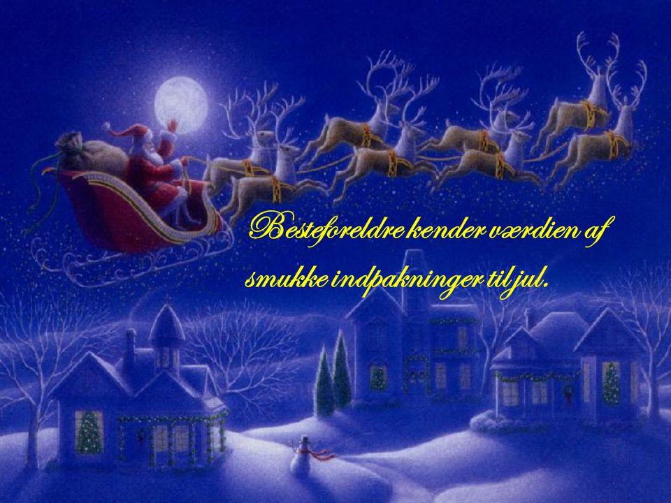 Julenissen er ikke videnskabelig, Heller ikke religiøs. Han er det sidste magiske pust vi noen gange kommer til å kende.