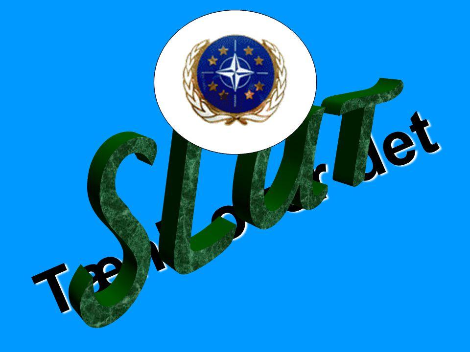 Tænk over det NATOOSCENATOOSCE EU