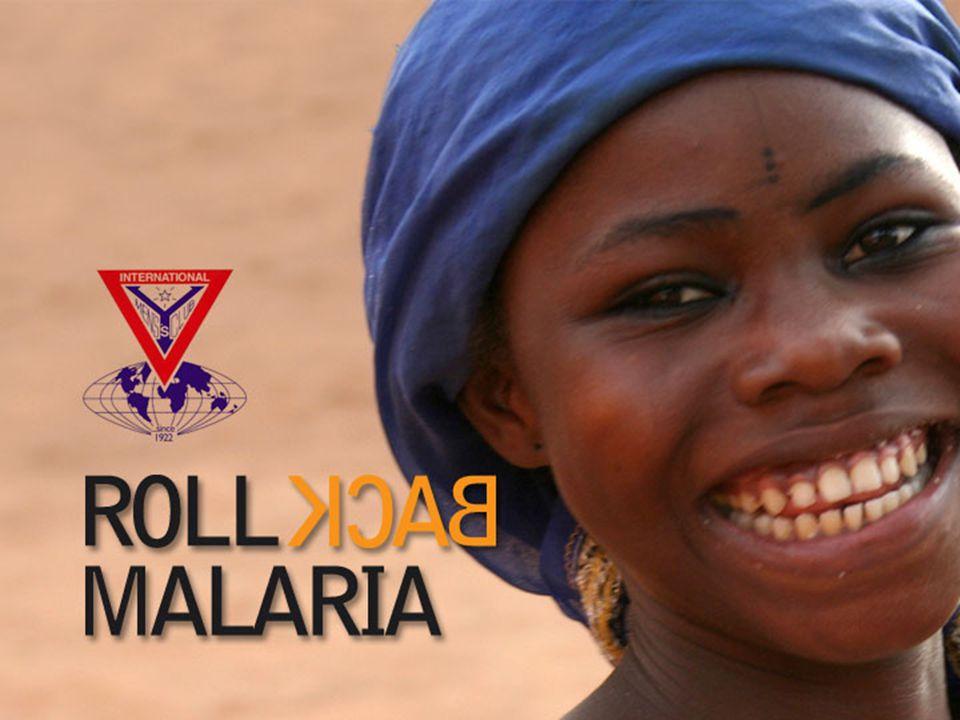 Y's Men Internationals MÅL: Indsamle midler til at købe og fordele 20,000 pakker indeholdende: a) Regelmæssig immunisering; b) Vitamin A (eller flere mikronæringsstoffer) tilskud c) Behandlede net (og midler til senere fornyet behandling); d) Anti-malaria pakker til hjemme-behandling af feber.
