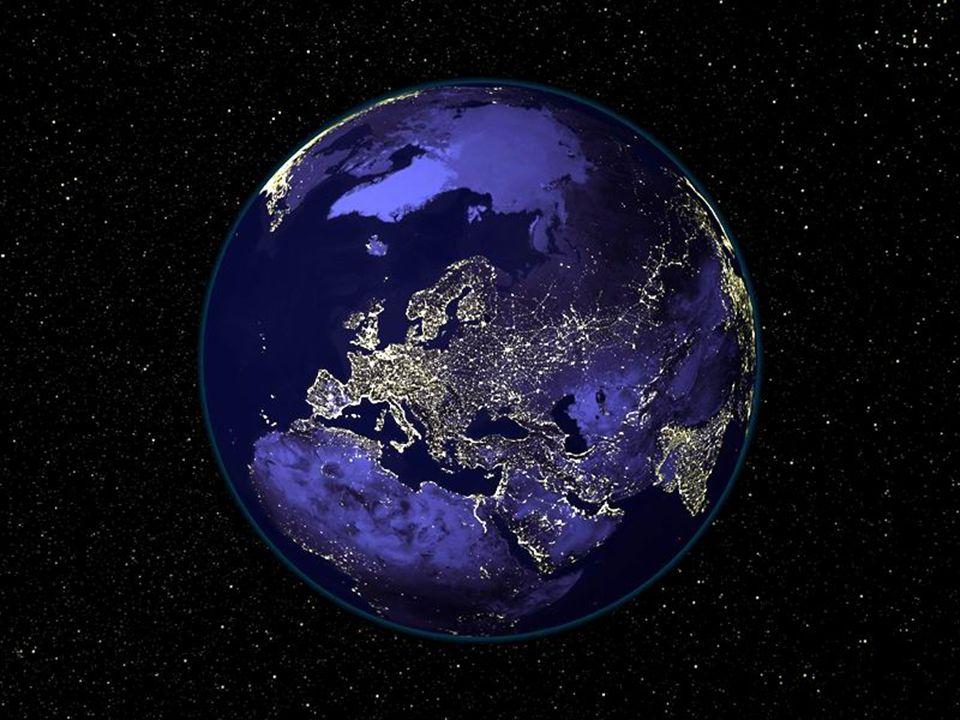 Vor planet – om natten