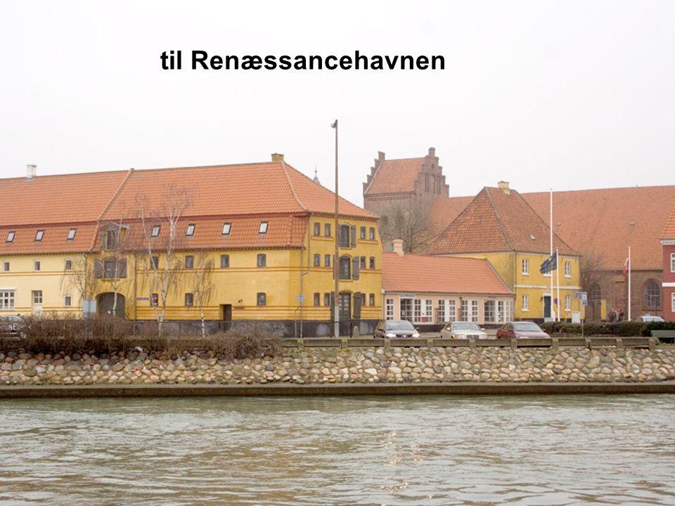 Derefter udskrives der arkitektkonkurrence for hele havneområdet