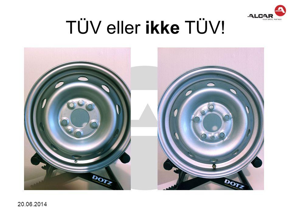 TÜV eller ikke TÜV! 20.06.2014