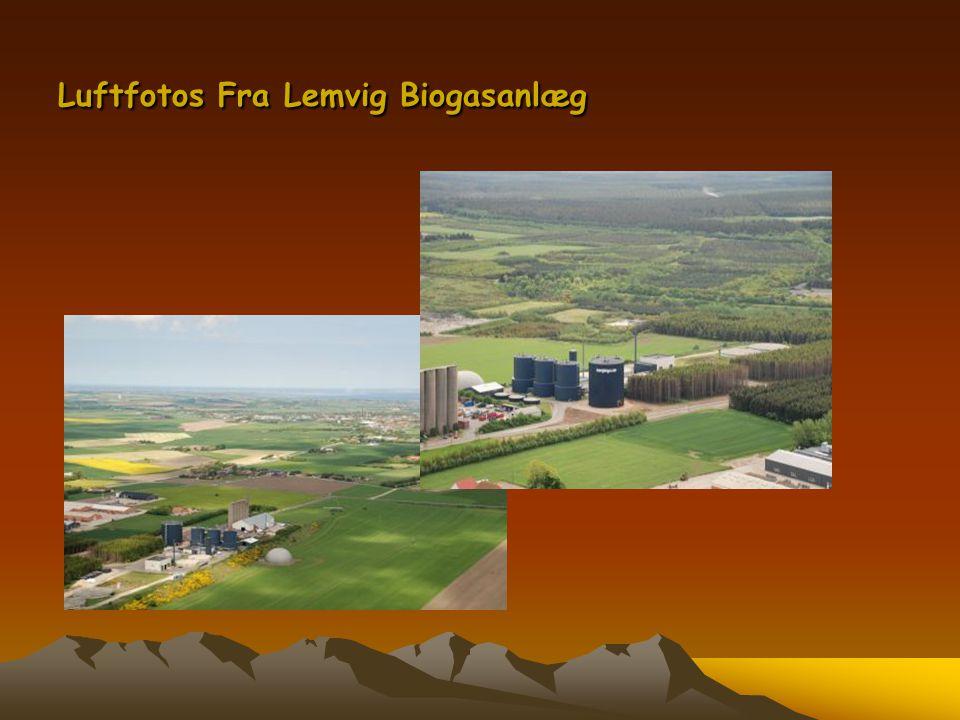 De 20 Biogasanlæg ligger i: Århus Hjermitslev Vøgger Thorsø Hodsager Sinding Studsgård Ribe Vaarst-Fjellerad Blåhøj...