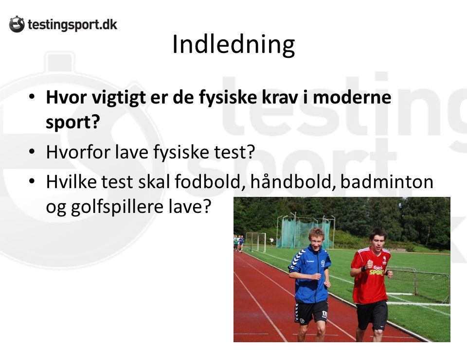 Udviklingen over et skoleår - på en idrætsefterskole • Højde 165,3+ 1,2 cm • Vægt 48,1 + 2,6 kg • Fedtprocent 27,54 - 2,08 % • Hoppehøjde 37,1+ 5,1 cm • 30 m sprint 5,39- 0,20 sek.
