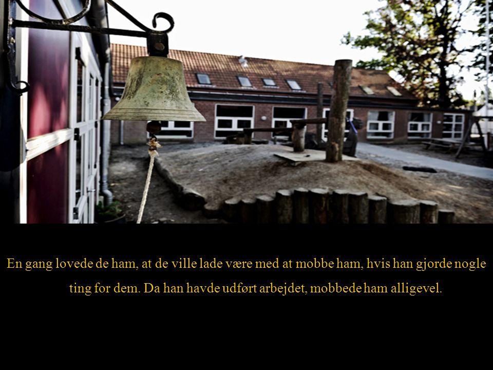 •Er det rimeligt at i et demokratisk samfund som Danmark, hvor ytringsfrihed er højt prioriteret, at nogle elever alligevel tvinger andre til at holde mund om de det har set eller hørt?