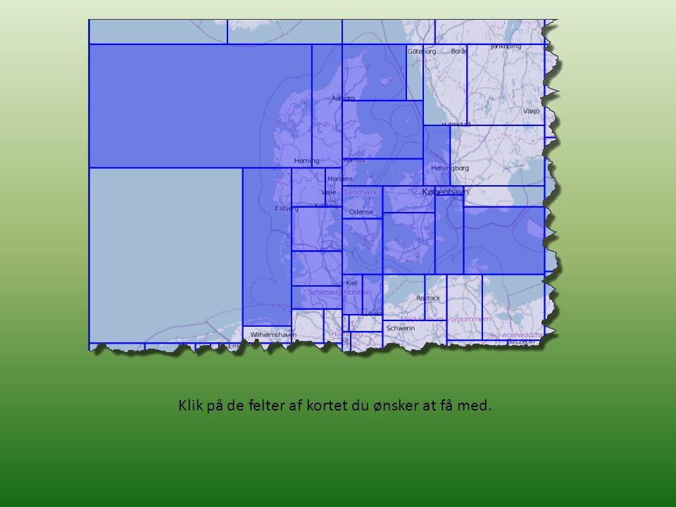 Nederst på siden kan du se hvor lang tid det forventes at tage før dit kort er klar.