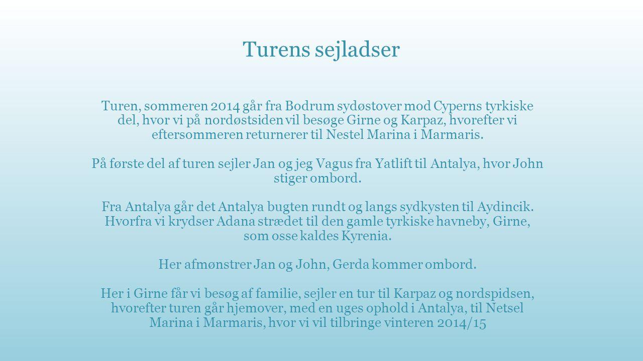 Alyana • Dansk koloni Alanya er Tyrkiets mest populære feriested.