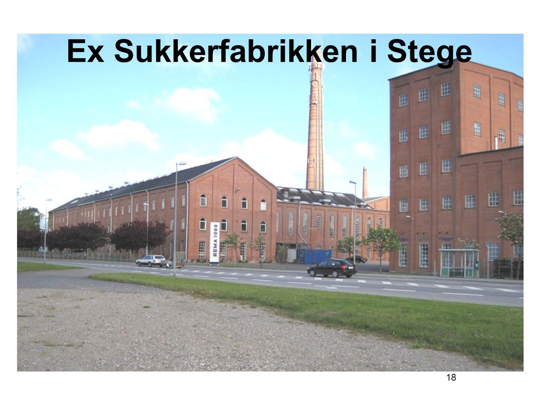 18 Ex Sukkerfabrikken i Stege