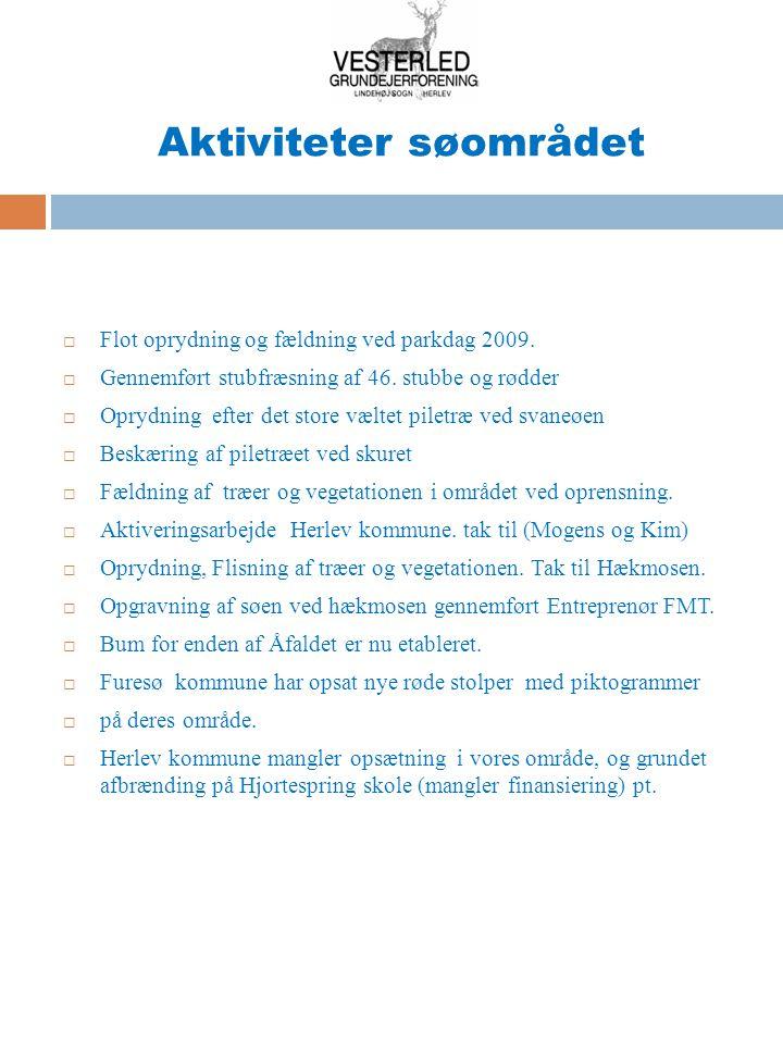 Kommunestof  Udkant Herlev. Krebsdammens forlængelse lokalplan 89.