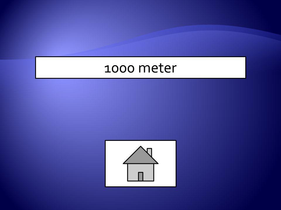 1000 meter