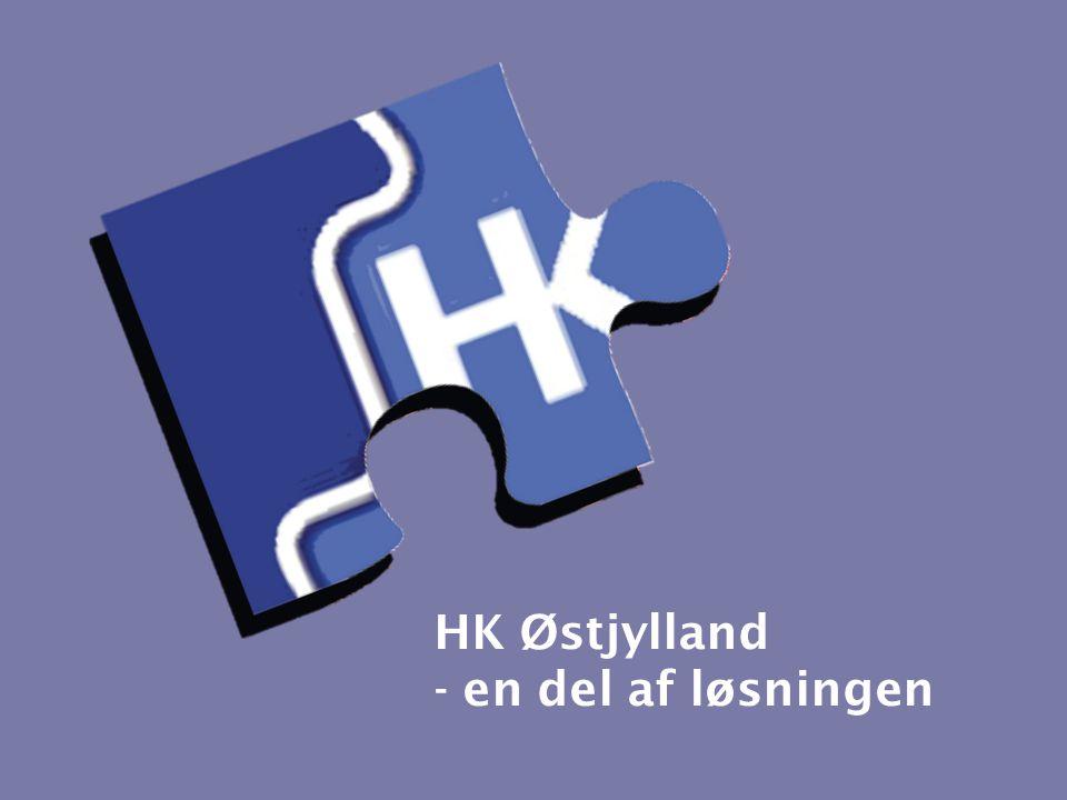 HK Østjylland - en del af løsningen