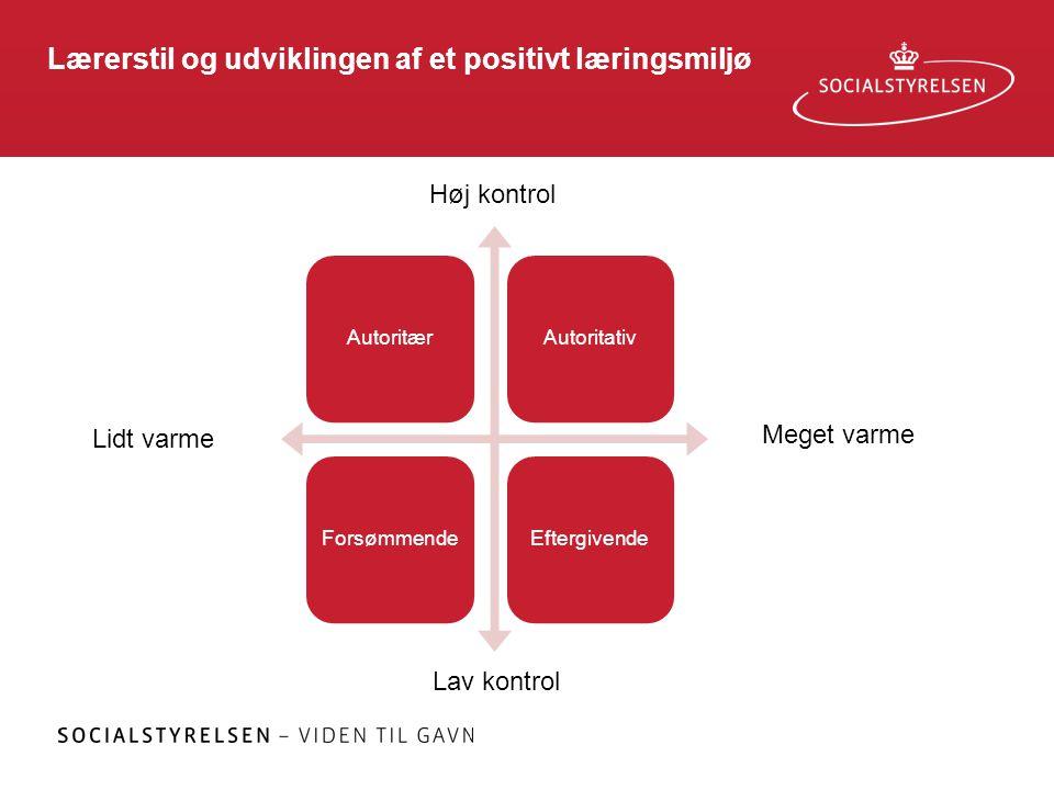 Skoleomfattende forventninger - en motor for positive relationer Samstemte forventninger positivt udgangspunkt HandlingsrettedeLæringsrettede Tydelige rollebeskrivelser