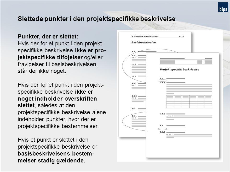 Et eksempel på en beskrivelsen til et arbejde på et projekt ArbejdsbeskrivelseByggesagsbeskrivelse Du modtager følgende materiale: Du har eller anskaffer selv basisbeskrivelserne