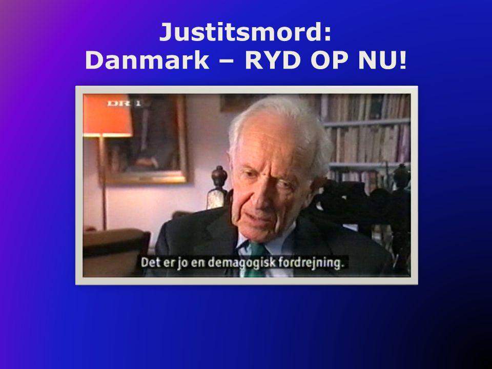 Flere Norske sager er blevet genoptaget, bl.a.