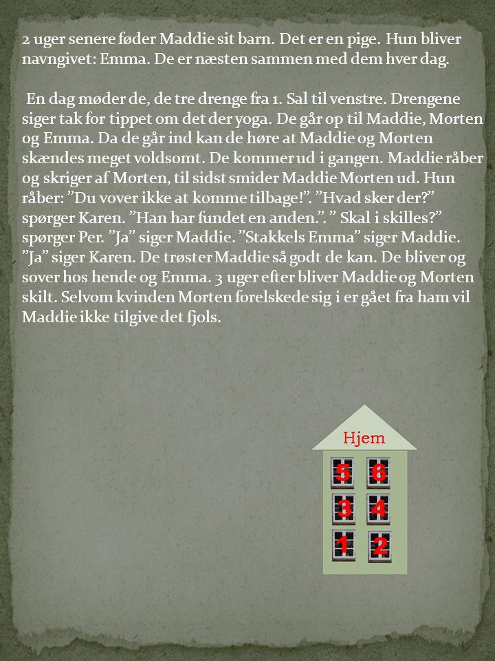 2 Velkommen til lejlighed 2 Her kan du besøge: Den 40 årige mand Skrevet af Simone Den midaldrende mand Skrevet af Amanda