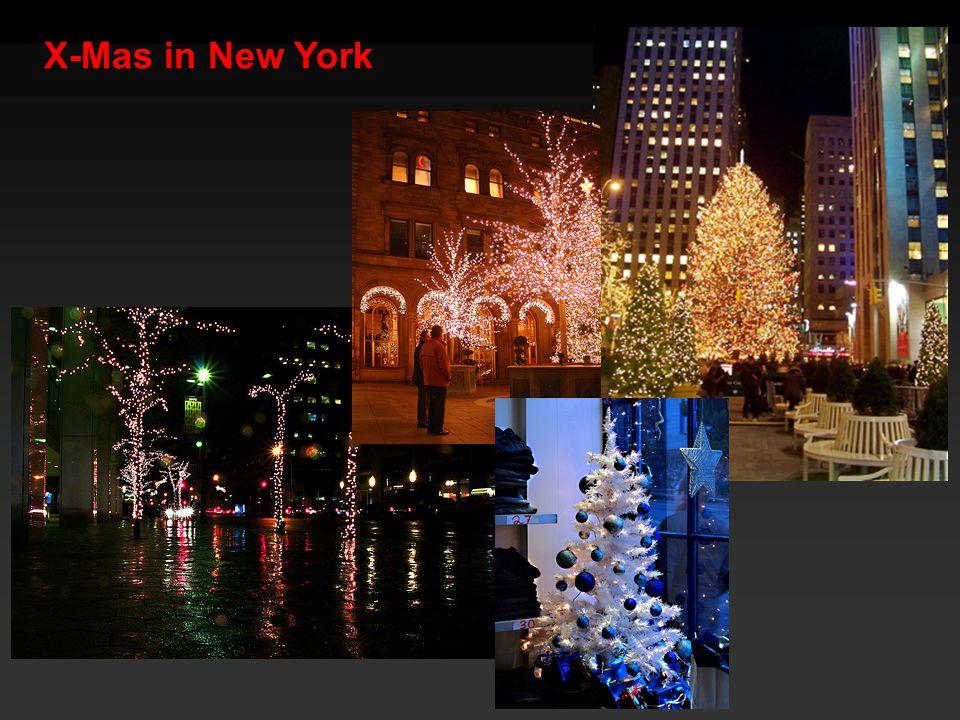 X-Mas in New York