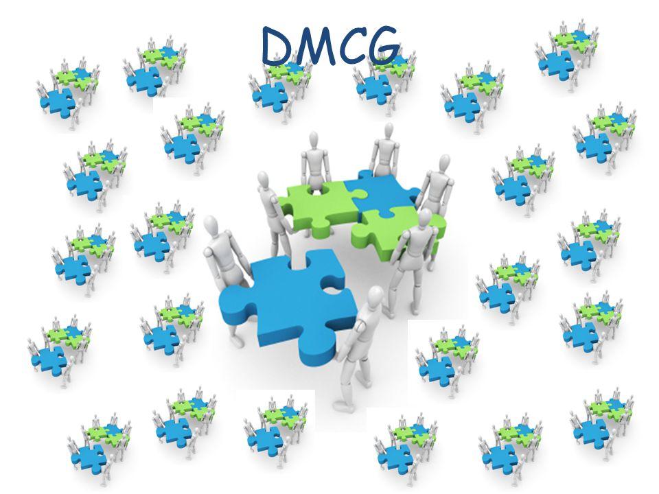 En DMCG's overordnede formål er at: • Udvikle og indsamle viden • Omsætte denne viden til resultater, der kan anvendes i klinisk praksis til gavn for patienter