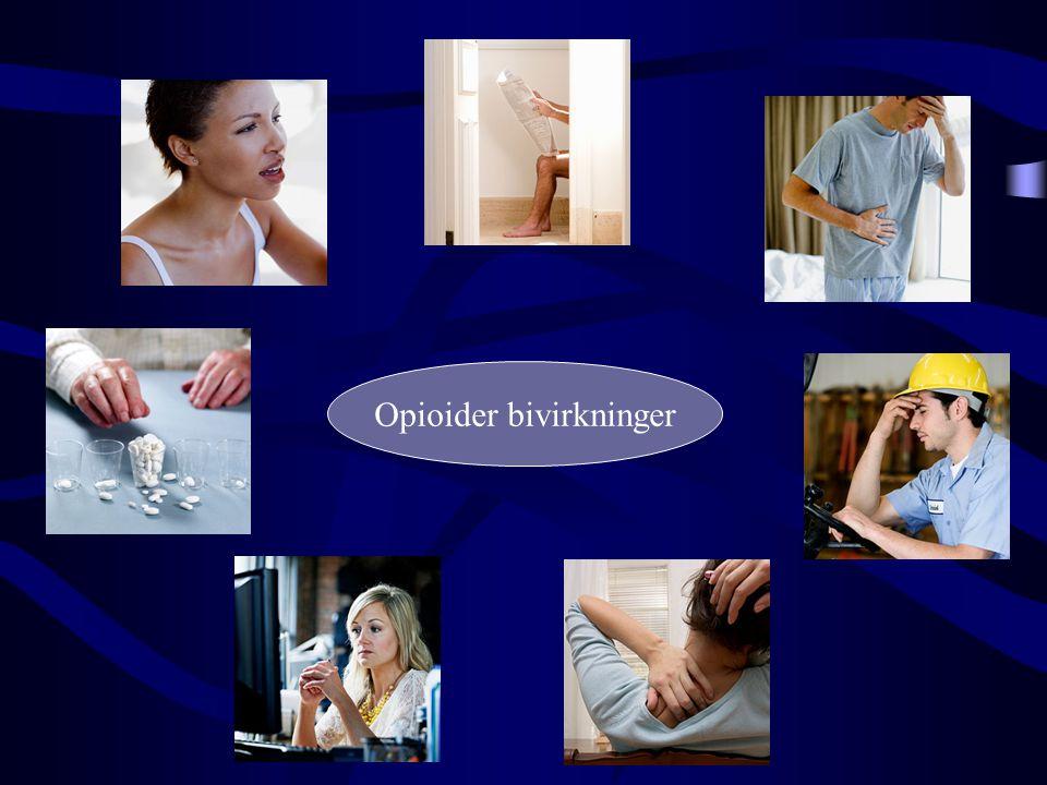 Opioider bivirkninger