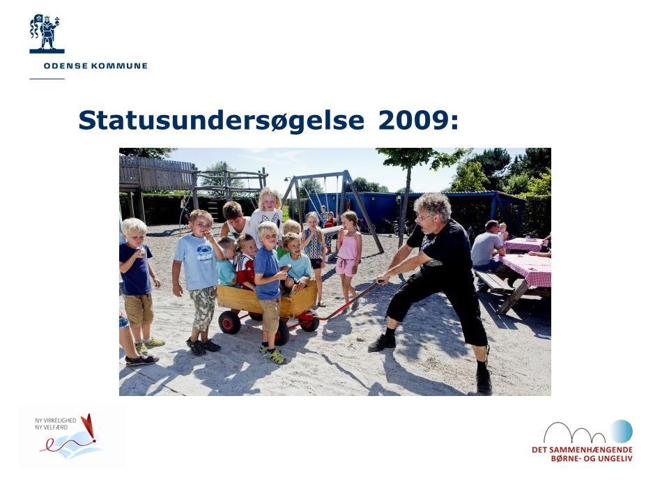 Statusundersøgelse 2009:
